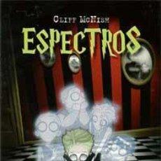 Libros de segunda mano: ESPECTROS - MCNISH, CLIFF. Lote 47449699