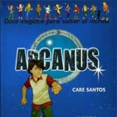 Libros de segunda mano: LUKA HABLA CON LOS ANIMALES - SANTOS, CARE. Lote 47453229