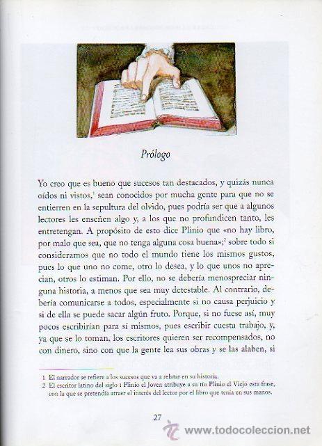 Libros de segunda mano: LAZARILLO DE TORMES - ADAPTACIÓN DE EDUARDO ALONSO. ILUSTRADO POR JESÚS GABÁN. ED.VICENS VIVES, 2006 - Foto 3 - 47521223