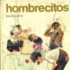 Libros de segunda mano: L. MAY ALCOTT : HOMBRECITOS (AFHA, 1974) GRAN FORMATO. Lote 47698387