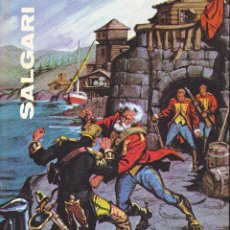 Libros de segunda mano: EMILIO SALGARI -EL GRAN SAKEM. Lote 47920233