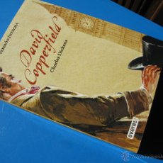 Libros de segunda mano: DAVID COPPERFIELD - CHARLES DICKENS - EVEREST. Lote 47945240