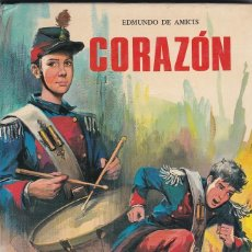 Libros de segunda mano: CORAZÓN - EDMUNDO DE AMICIS. Lote 48095680