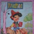 Libros de segunda mano: PINOCHO GRANDES ALBUMES EVA 20 EDITORIAL VASCO AMERICANA 1966 PINOCCHIO EDICIÓN 1ª. Lote 48219924