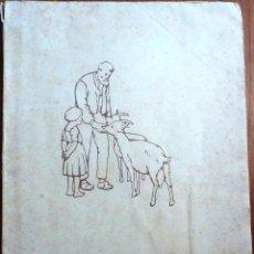 Libros de segunda mano: LIBRO OTRA VEZ HEIDI . JUANA SPIRY . 1 PRIMERA EDICION 1929 EDITORIAL JUVENTUD. Lote 48289273