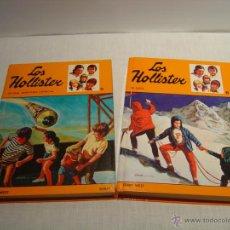 Libros de segunda mano: LOS HOLLISTER EN UNA AVENTURA ESPACIAL - EN SUIZA - TORAY. Lote 48327701