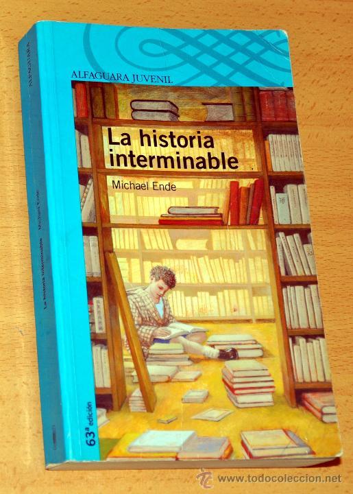 La historia interminable de michael ende ed comprar libros de novela infantil y juvenil en - Libreria segunda mano online ...
