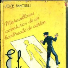 Libros de segunda mano: FANCIULLI : EL MUÑEQUITO AZUL (ARALUCE, 1941). Lote 48772452