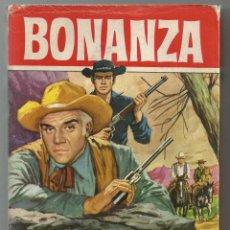 Libros de segunda mano: BONANZA Nº 52 - REGRESO A LA PONDEROSA - BRUGUERA 1967. Lote 49324646
