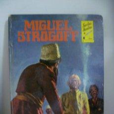 Libros de segunda mano: MIGUEL STROGOFF ( JULIO VERNE ) ILUSTRADO TORAY 1978. Lote 49482306