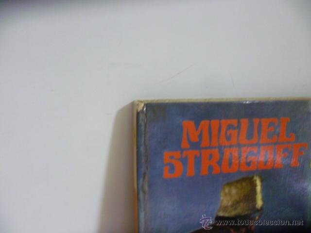 Libros de segunda mano: MIGUEL STROGOFF ( JULIO VERNE ) ILUSTRADO TORAY 1978 - Foto 2 - 49482306