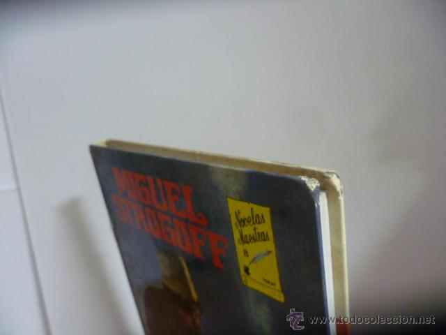 Libros de segunda mano: MIGUEL STROGOFF ( JULIO VERNE ) ILUSTRADO TORAY 1978 - Foto 3 - 49482306