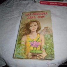 Libros de segunda mano: UNA ORQUIDEA PARA JUDY.ROSSANA GUARNIERI.EDITORIAL MOLINO 1970. Lote 49549147