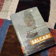 Libros de segunda mano: YOLANDA - EMILIO SALGARI - EDITORIAL MOLINO - BARCELONA - 1955 -. Lote 49956247