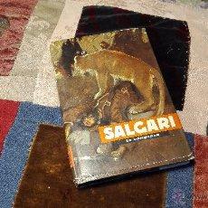 Libros de segunda mano: LA VENGANZA - EMILIO SALGARI - EDITORIAL MOLINO - BARCELONA - 1955 -. Lote 176971327