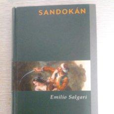 Libros de segunda mano: SANDOKAN - EMILIO SALGARI - EDITORIAL PLANETA. Lote 50076676