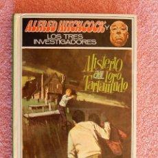 Libros de segunda mano: ALFRED HITCHCOCK Y LOS TRES INVESTIGADORES 2 MISTERIO DEL LORO TARTAMUDO 1974 MOLINO. Lote 50189226