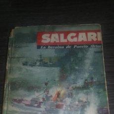 Libros de segunda mano: LA HEROINA DE PUERTO ARTUR SALGARI MOLINO, 1961. Lote 50256975
