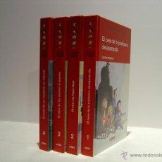 Libros de segunda mano: CUATRO AMIGOS Y MEDIO - NÚMEROS 1, 2, 3 Y 4 - JOACHIM FRIEDRICH - EDEBÉ. Lote 50265816