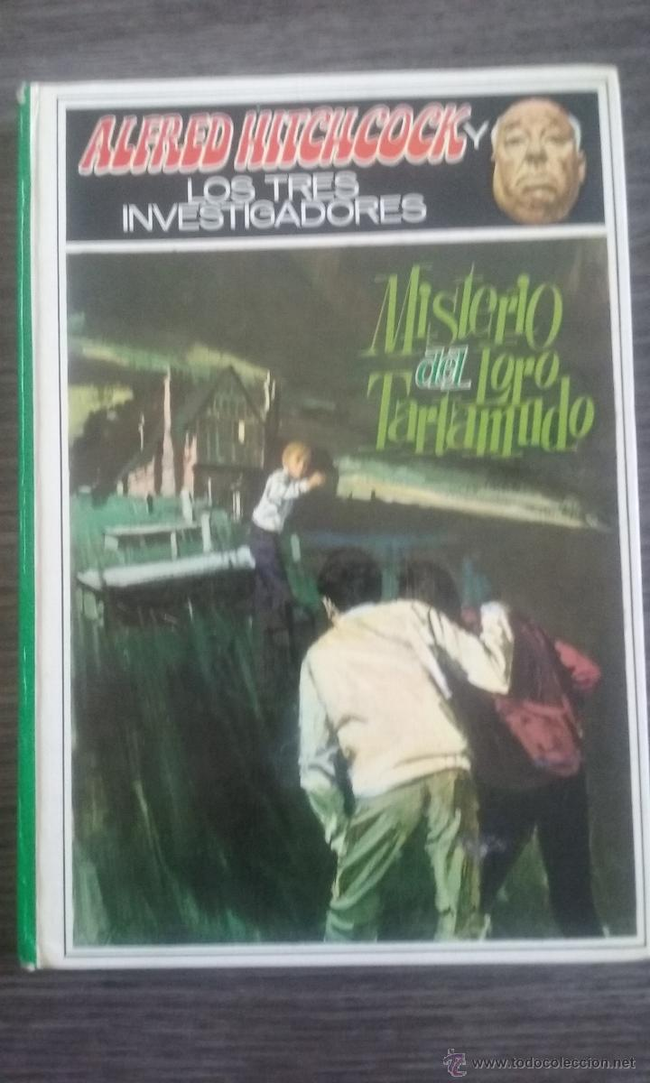 MISTERIO DEL LORO TARTAMUDO, ALFRED HITCHCOCHK (Libros de Segunda Mano - Literatura Infantil y Juvenil - Novela)