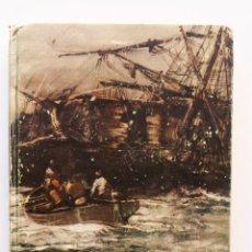Libros de segunda mano: EMILIO SALGARI - EL REY DEL MAR. Lote 50660684