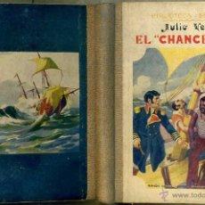 Libros de segunda mano: JULIO VERNE : EL CHANCELLOR (SELECTA SOPENA, 1935) . Lote 50843789