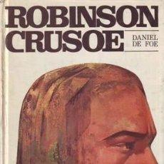 Libros de segunda mano: DEFOE, DANIEL: ROBINSON CRUSOE. Lote 50861287