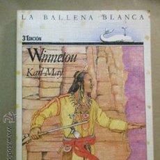 Libros de segunda mano: WINNETOU. MAY, KARL. 1990. Lote 51150521