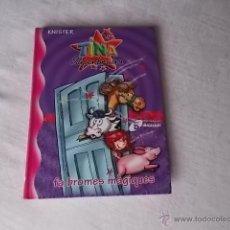 Libros de segunda mano: TINA SUPERBRUIXA Nº 17 FA BROMES MÀGIQUES. Lote 51171453