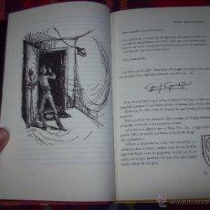 Libros de segunda mano: EL ENIGMA DEL SÉPTIMO PASO. TONKE DRAGT.ILUSTRACIONES DE LA AUTORA.ED. SIRUELA.2007. VER FOTOS .. Lote 51200939