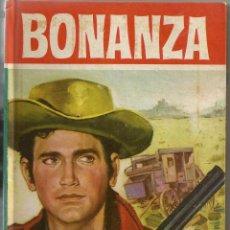 Libros de segunda mano: BONANZA Nº 42 - LAS PLUMAS AZULES - BRUGUERA 1º EDICION 1964. Lote 51731941