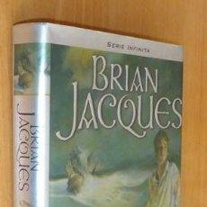 Libros de segunda mano: LOS NÁUFRAGOS DEL HOLANDÉS ERRANTE - BRIAN JACQUES V. Lote 51779754