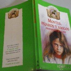 Libros de segunda mano: LIBRO ANAYA 4 MONTES PÁJAROS Y AMIGOS MONTSERRAT DEL AMO NJ.E. Lote 51875431