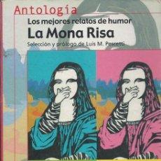 Libros de segunda mano: ANTOLOGÍA DEL HUMOR - LA MONA RISA V. Lote 51934284