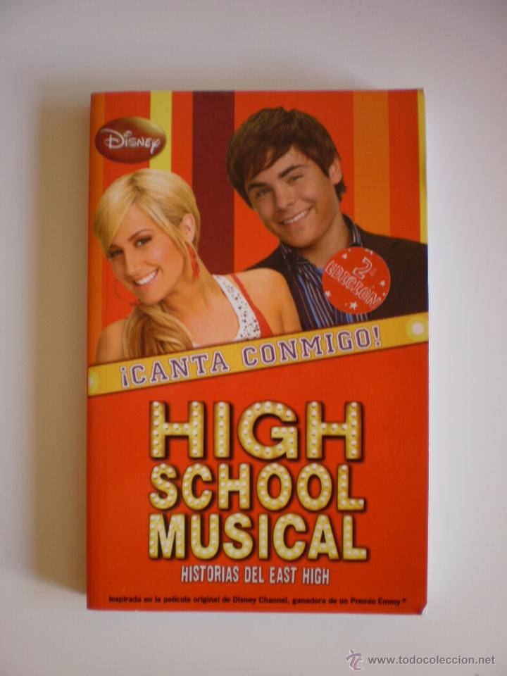 CANTA CONMIGO - HIGH SCHOOL MUSICAL (Libros de Segunda Mano - Literatura Infantil y Juvenil - Novela)