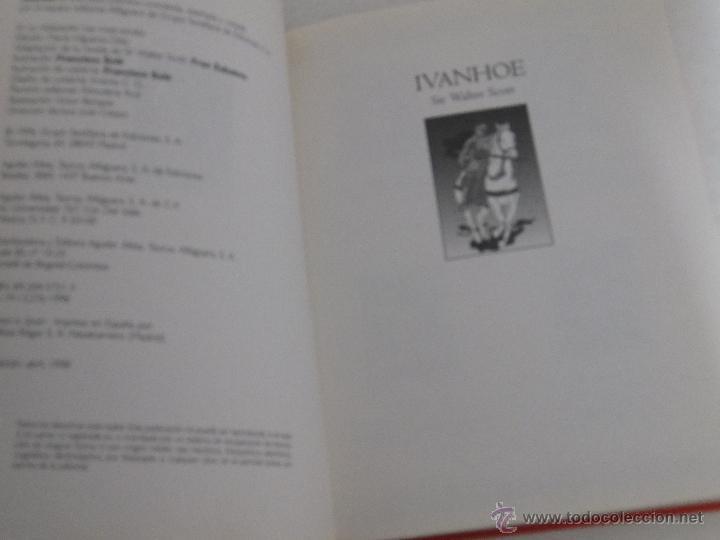 Libros de segunda mano: IVANHOE Historias de siempre. - Foto 2 - 52618231