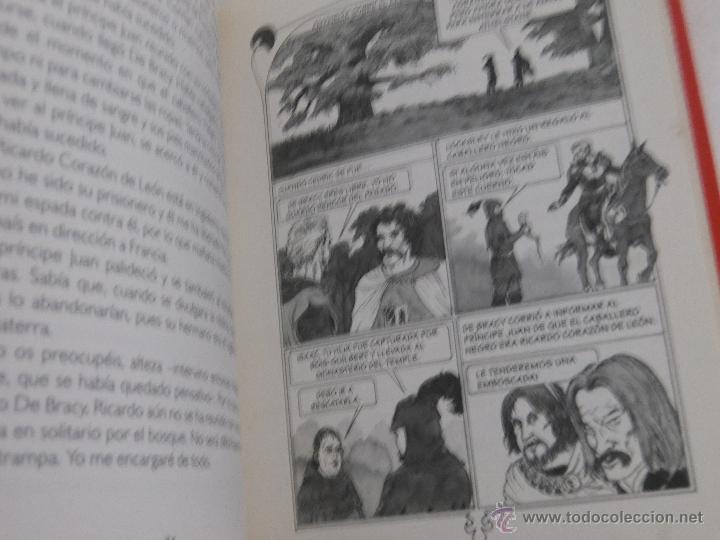 Libros de segunda mano: IVANHOE Historias de siempre. - Foto 5 - 52618231