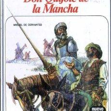 Libros de segunda mano: DON QUIJOTE DE LA MANCHA (NUEVO AURIGA, 1992). Lote 52843105