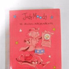 Libros de segunda mano - JUDY MOODY SE DECLARA INDEPENDIENTE. MEGAN MCDONALD. ALFAGUARA INFANTIL. TDK146 - 53265198