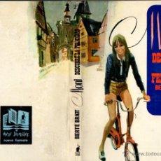 Libros de segunda mano: BERTE BRATT : MONI DESCUBRE LA FELICIDAD (MOLINO, 1968). Lote 53548079