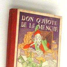 Libros de segunda mano: D. QUIJOTE DE LA MANCHA DE EDITORIAL HIJOS DE SANTIAGO RODRIGUEZ. BURGOS 1940. Lote 53658304