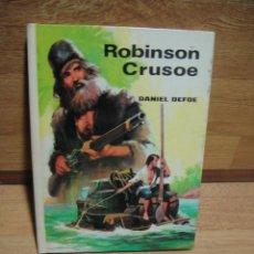 Libros de segunda mano: ROBINSON CRUSOE - EDITORIAL VASCO AMERICANA - ADAPTACION DE JOSE ARDANUY. Lote 53977860