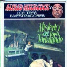 Libros de segunda mano: ALFRED HITCHCOCK Y LOS TRES INVESTIGADORES Nº 2 / MISTERIO DEL LORO TARTAMUDO. Lote 171444229
