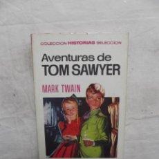 Libros de segunda mano: AVENTURAS DE TOM SAWYER DE MARK TWAIN . Lote 54323122