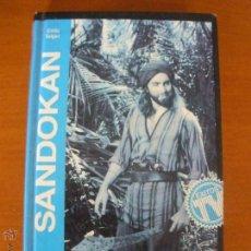 Libros de segunda mano: SANDOKÁN - SALGARI, EMILIO. Lote 54464548