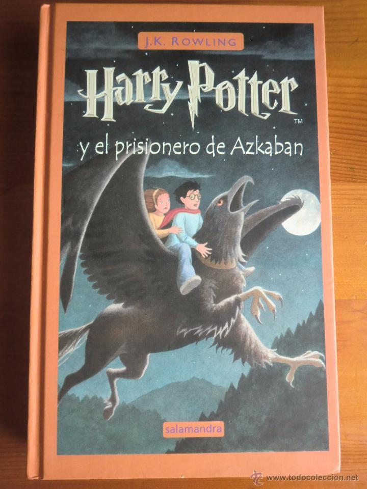 T tulo harry potter y el prisionero de azkaban comprar libros de novela infantil y juvenil en - Libreria segunda mano online ...