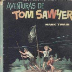 Libros de segunda mano: MARK TWAIN. AVENTURAS DE TOM SAWYER. BILBAO, 1963.. Lote 54562581