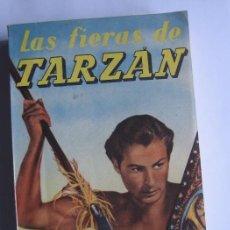 Libros de segunda mano: LAS FIERAS DE TARZÁN. Lote 54603045