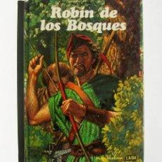 Libros de segunda mano: ROBIN DE LOS BOSQUES LAIDA 19. Lote 54729156