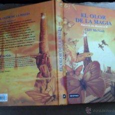 Libros de segunda mano: LIBRO DESTINO EL OLOR DE LA MAGIA CLIFF MCNISH NJ.C. Lote 54827287